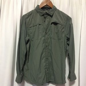 Boys REI Button Down